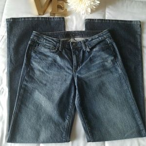 Joe's Jeans Wide Leg Muse dark wash